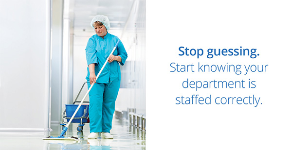 Callout: Stop guessing. Start knowing your department is staffed correctly.